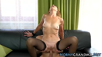 xxarxx Stockings granny spunky