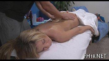 Porn massage clips...