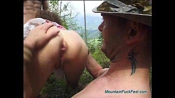ラフ、ドイツ肛門の山