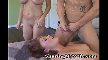 xxarxx Sexual Redhead Joins Horny Couple For Fuck Session