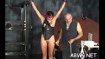 Woman endures heavy servitude sex at home in non-professional video free-hardcore-videos amateurs-gone