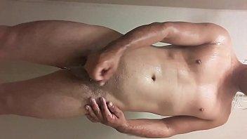 Showered homemade ass gay