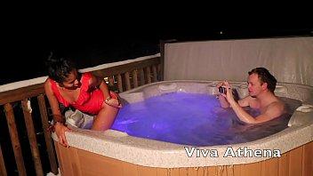thumb Slutty Asian Teen Sucks Off Photographer In Hot Tub