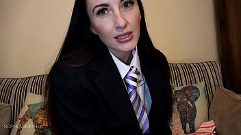 Shirt and Tie Tease and Denial