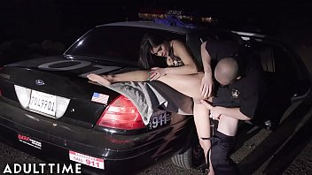 Adult Time Lati na Teen Katya Blows Corrupt Co lows Corrupt Cop To Avoid Lockup