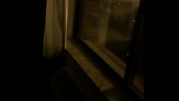 Streaming Video Real Exhibitionist Amateur Milf Wife Masturbating By Open Hotel Window - XLXX.video