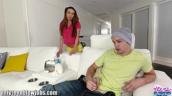 Streaming Video OnlyTeenBlowjobs StepBrother And StepSister Fun - XLXX.video