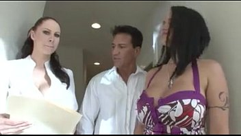 Breasts worship Gianna Michaels and Carmella Bing
