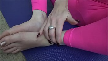 Mother & Son Yoga Practice - Remy Larue - Family Therapy