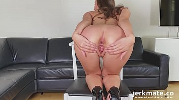 Jerkmate - Long-Legged Euro Beauty Fulfills Your Every Desire On Jerkmate Cam Show