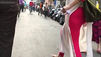 desi sexy ass captured by me in lucknow