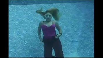 Mermaid Maggie Underwater
