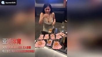 Video porn 2020 泰国陪酒妹 为钱灌酒 卖胸 online