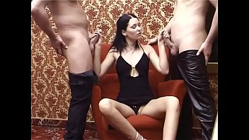 Hot MILF provides her hubby with cock hungry little hoe