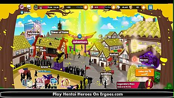Streaming Video Hentai Heroes games walkthrough 3 - XLXX.video