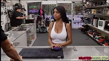 Busty Big Tits  Babe Brittney Trades Sex For A rades Sex For A Lot Of Cash
