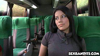 Horny latina bitch gets what she wants 08