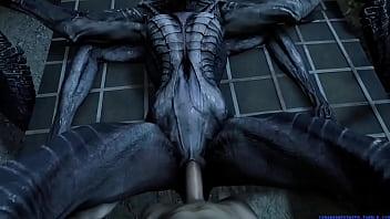 Alien Probe 3D