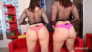 Sara Jay and Virgo Peridot l All About Ass