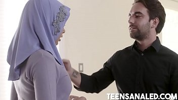 Teenage Anal In Her Hijab thumbnail