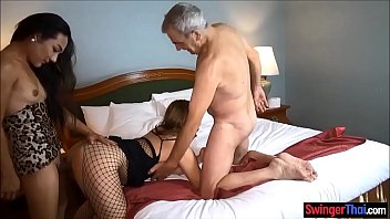 Amateur couple  find and invite a ladyboy for   a ladyboy for a cuckold
