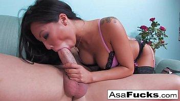 asa akira gets pounded