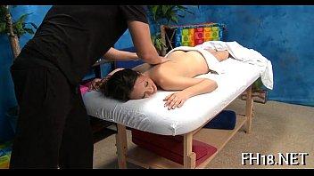 Hawt massage clip