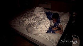 Japanese couple - Kimono Girl Fuck in Sleep thumbnail