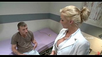 Blonde delicious slut with huge boobs
