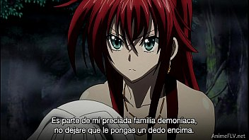 xxarxx High School DxD BorN 03