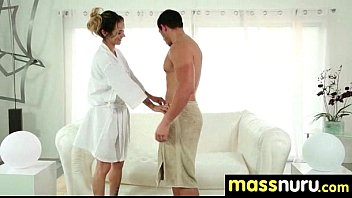 slippery massage with happy end 21