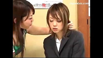 Young girl getting hypnotized by lady to force...