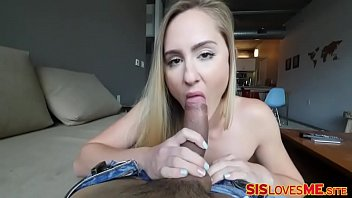 Taboo Role-Playing With Dirty Step-Sibling