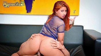 MAMACITAZ - Amateur Teen Latina Jesica Dulce Rides Daddy's Cock On Revenge Sex