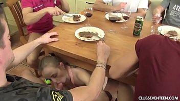 day International blowjob steak and