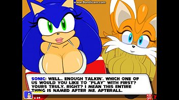 Sonic Transformed 2 Fun With Sonic And Zeena