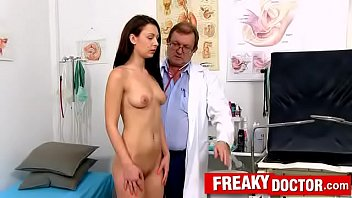 thumb kara rose gets  real orgasm in gyno hospital g gyno hospital gyno hospital