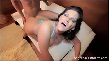 Angelina Castro fucked by tourist