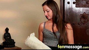Babe Hottie Fires Fantasy Massage 17