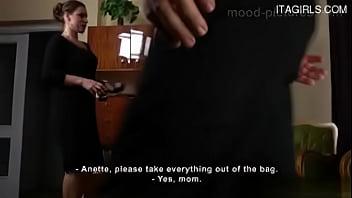 thumb Hot Daughter First Ass Fuck