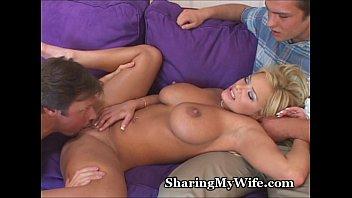Big Tit Wifey Has Jealous Hubby