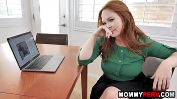 Redhead mom doesn't want step son to move out
