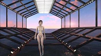 Fallout 4 sexy fashion...