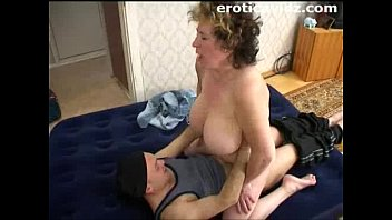 Granny Wants Some Yonger Meat in her Pussy