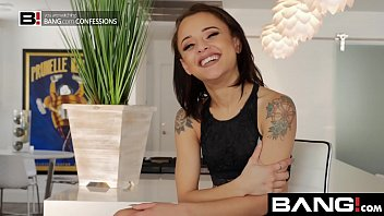 BANG Confessions: Holly Squirts All Over Hot Neighbors Motorcyle