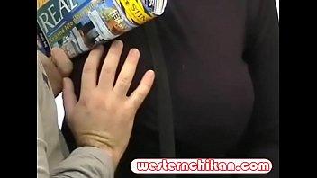 Veronique groped on bus