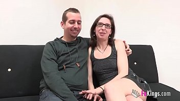 First wife swap from a young unexperienced Spanish couple thumbnail