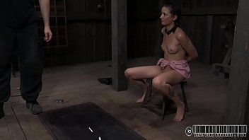 Lusty facial punishment for beauty