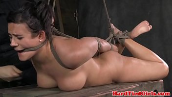 xxarxx Restrained bondage sub tied up