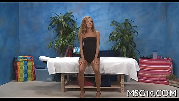 Playgirl Banged In A Massage Room